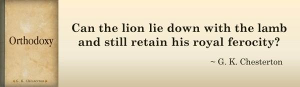 ckchesterton_lion_ferocity