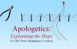 Apologetics Course Basic
